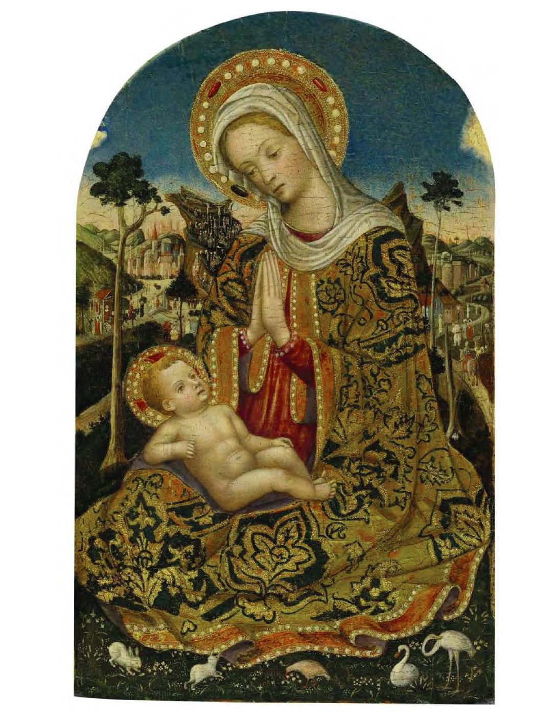 Italian splendor and a few others old masters at
