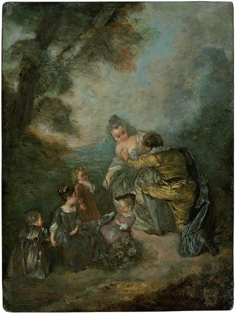 Lot 37. Antoine Watteau