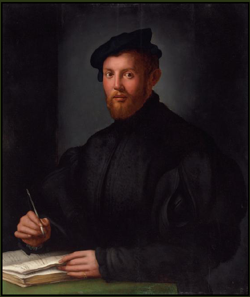 Agnolo Bronzino, Portrait of a Young Man with a Book.Estimate: $12-18 million