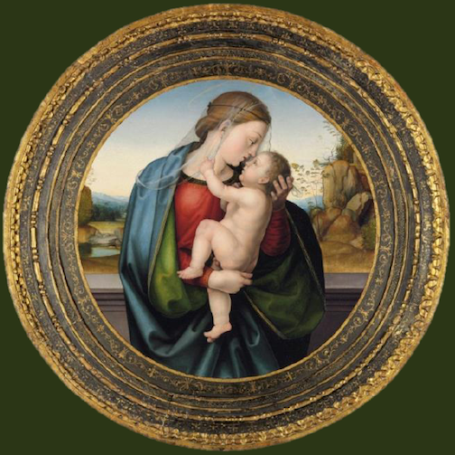 Fra Bartolommeo, The Madonna and Child.Estimate: $10-15 million