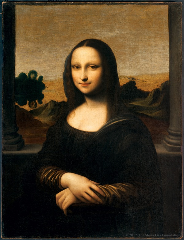 "The Earlier Version or ""Isleworth Mona Lisa"""