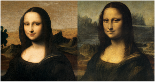 A pair of Mona's