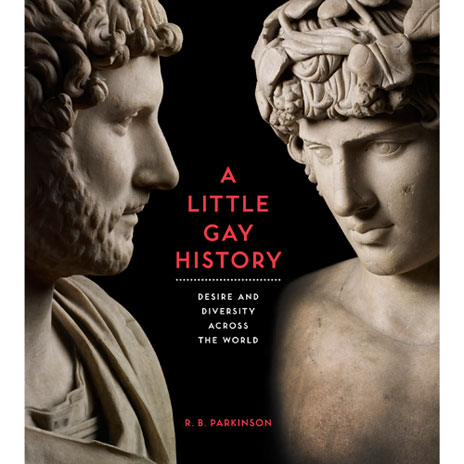 Now available in the British Museum's bookshop for £9.99.