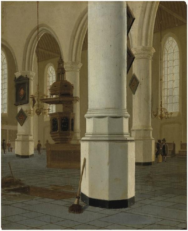 Lot. 13. Hendrick Cornelisz. Van Vliet