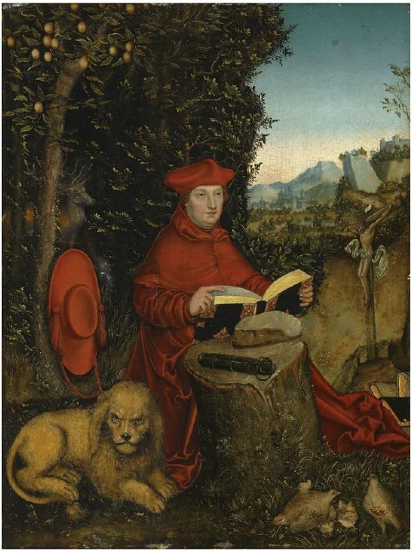 Lot 22. Lucas Cranach I