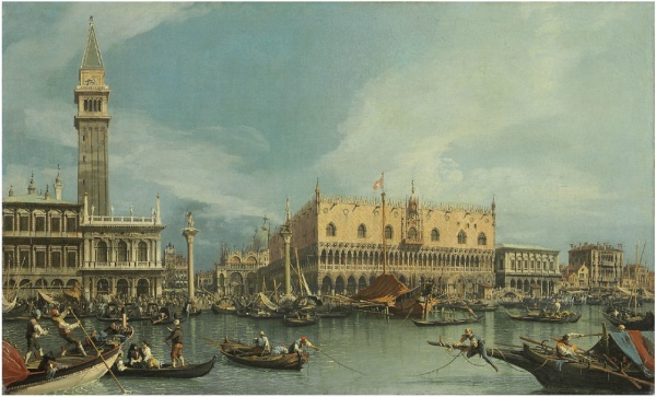 Lot 51. Giovanni Antonio Canale, called Canaletto Click on image to enlarge.