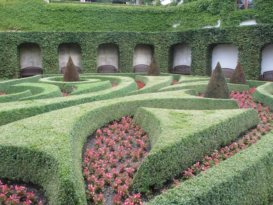 vrtba garden prague czech - photo #48