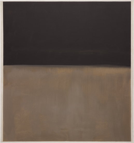 Lot 18. MARK ROTHKO, Untitled (Black on Gray), 1969-70 acrylic on canvas: 68 x 64 in (172.7 x 162.6 cm.) Estimate $10,000,000 - 15,000,000