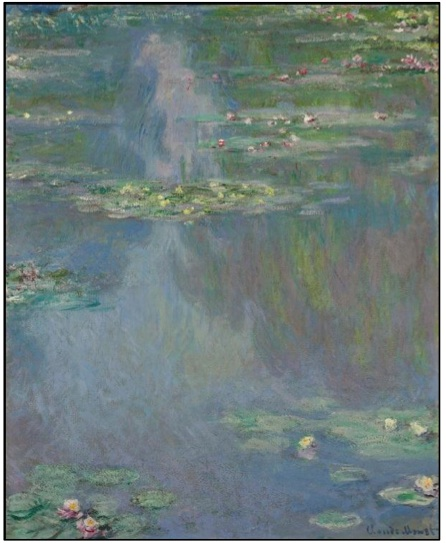 Claude Monet, Nymphéas, 1907 Estimate: $25-35 million.