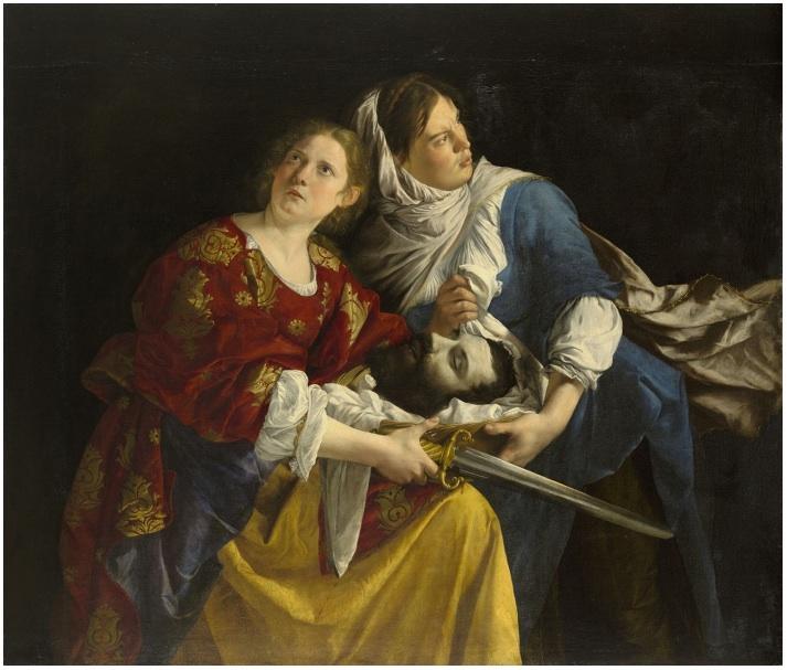 Wadsworth Atheneum Acquires an Artemisia Gentileschi Self