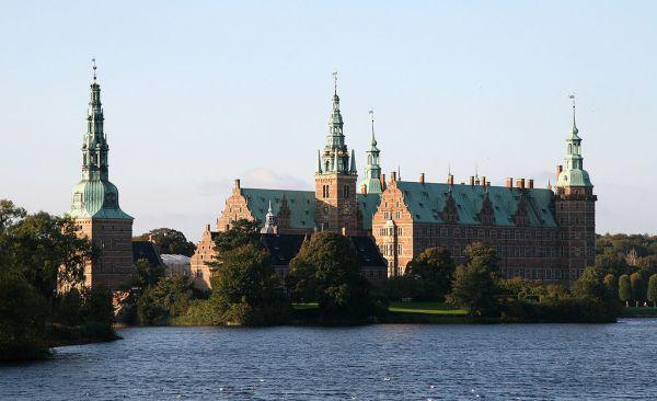 Fredericksborg Castle.