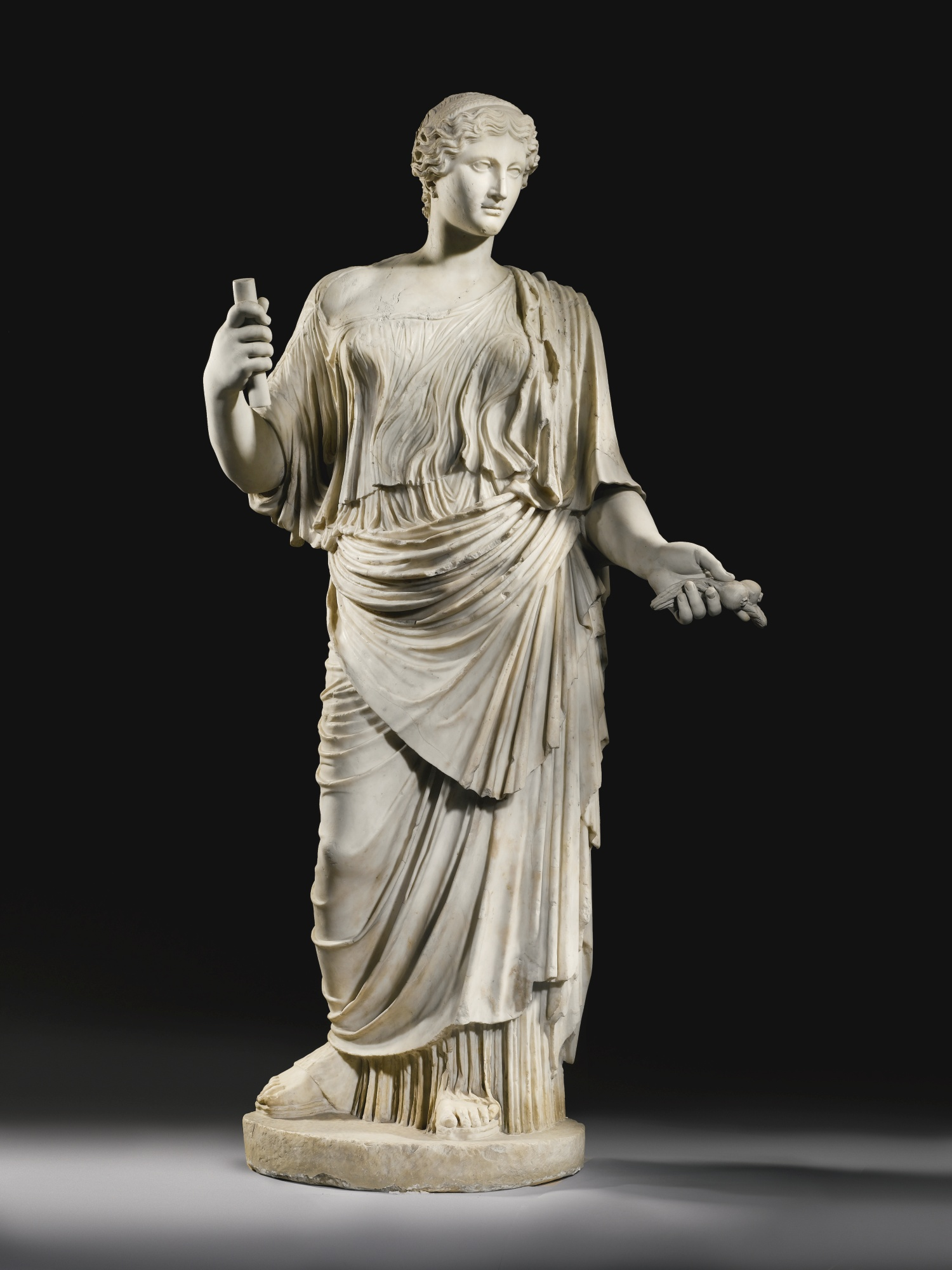 marble statue of aphrodite essay