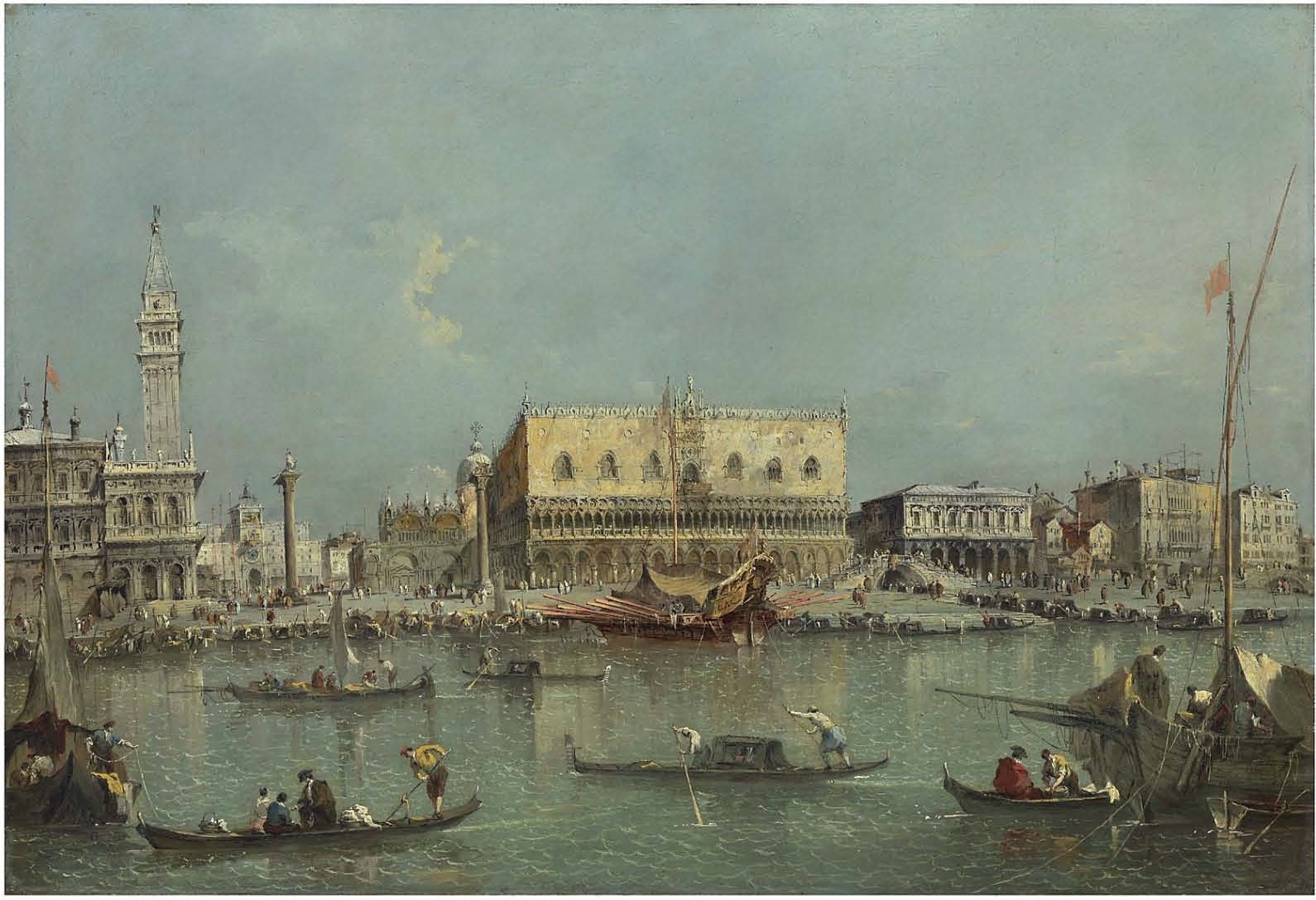 $16.9 Million Guardi View of Venice leads Christie\'s Rocky July 2014 ...