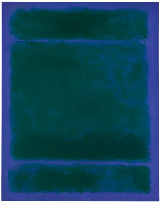 Lot 6. MARK ROTHKO 1903 - 1970 UNTITLED oil on canvas 68 by 54 in. 172.7 by 137.2 cm. Executed in 1970. Estimate: $15-20 million.