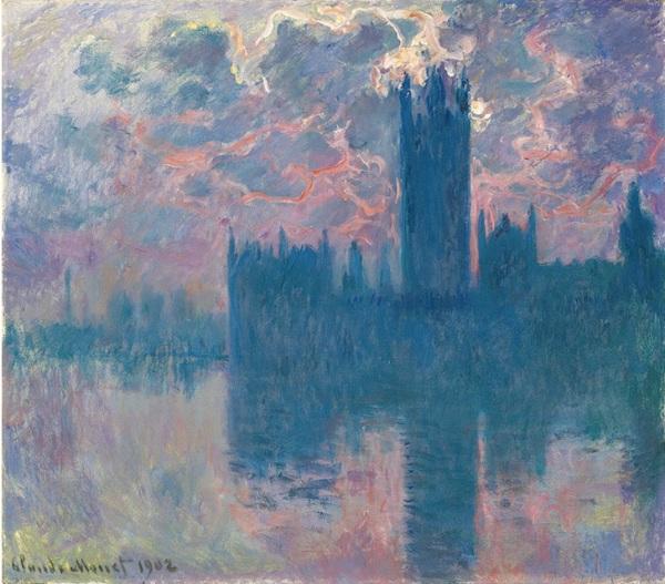 Claude Monet, Le Parlement, Oil on canvas, executed in 1902. Estimate: US$35-45 million.