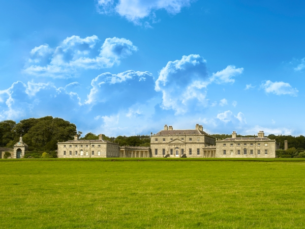 Russborough House. Click on image to enlarge.
