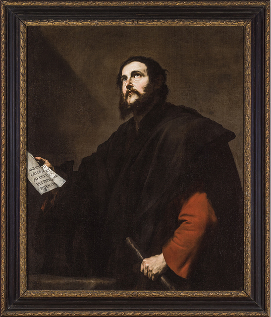 Saint James the Lesser (ca. 1632) by Jusepe de Ribera.